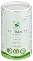 cosmundi Grüne Tonerde aus Frankreich 700 g extrafein